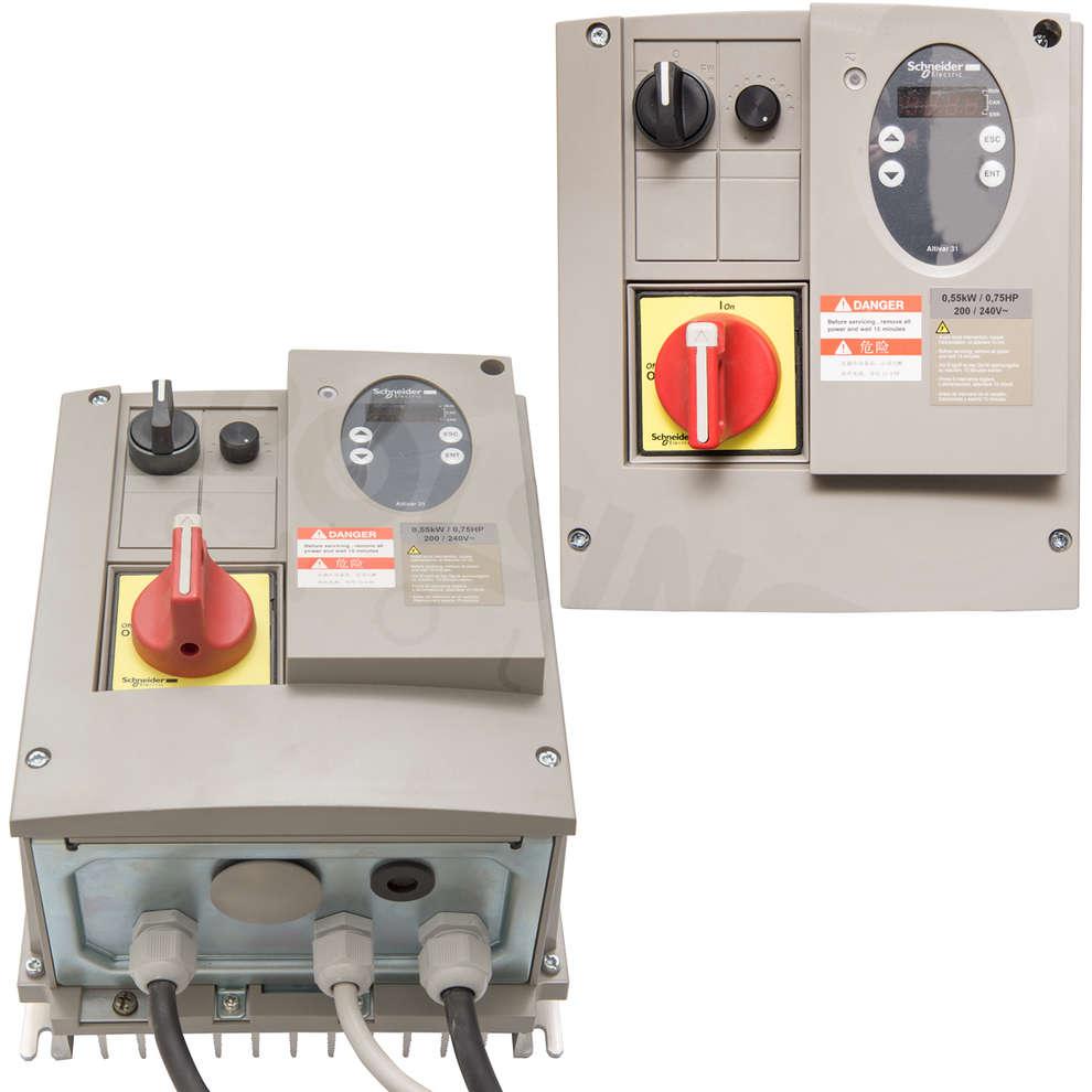 Electrobomba para uso alimentario P30 A.T. con inverter