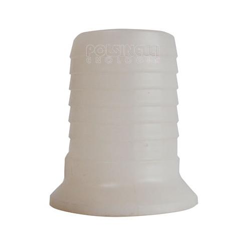 Embout cannelé en plastique Garolla 60