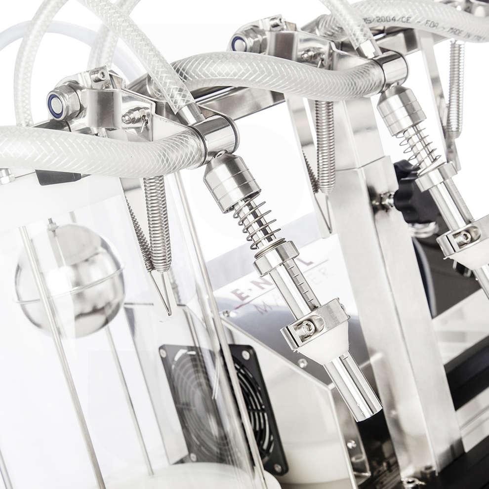 Enolmaster de relleno de aceite de cerveza del vino