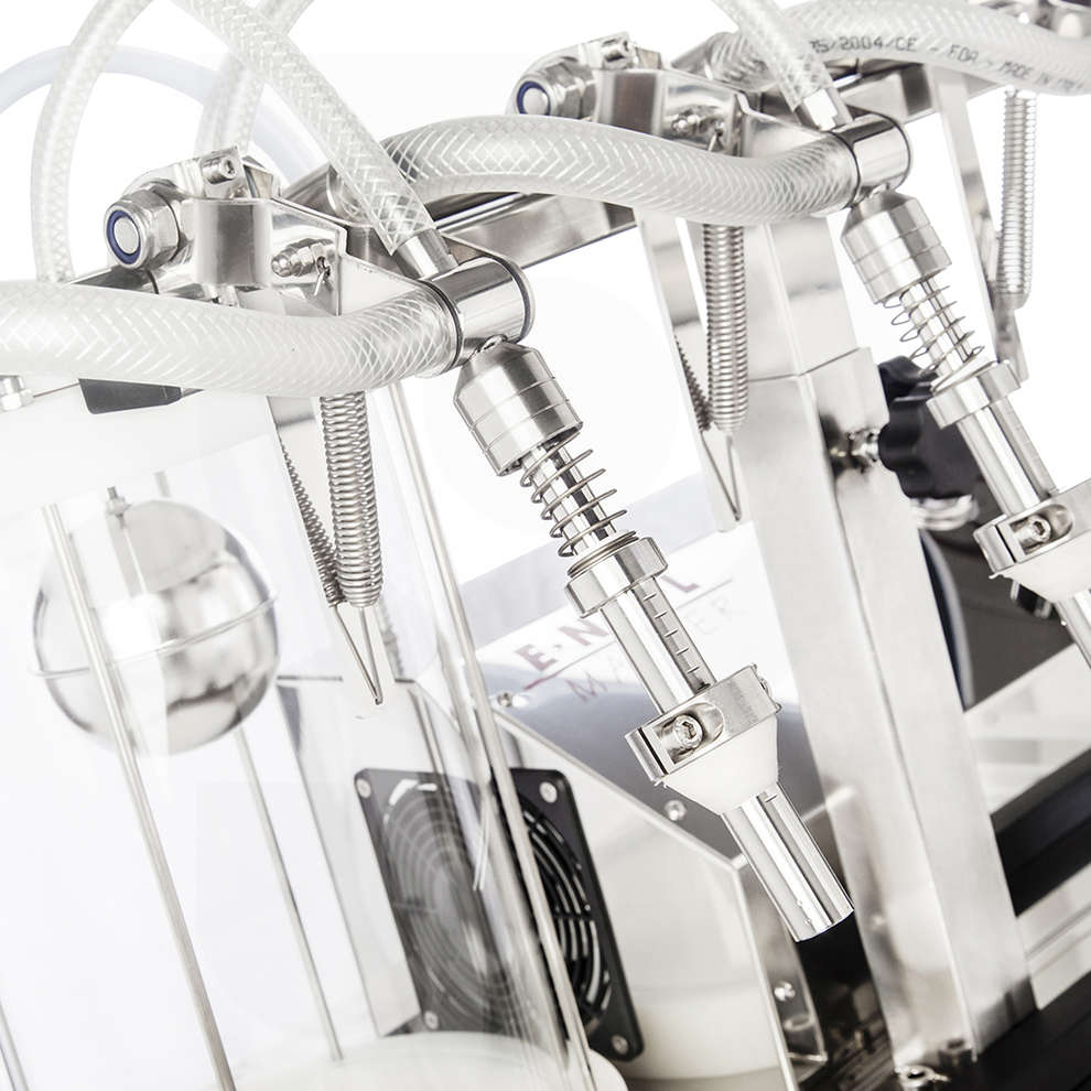 Enolmaster filler for Wine Beer Oil
