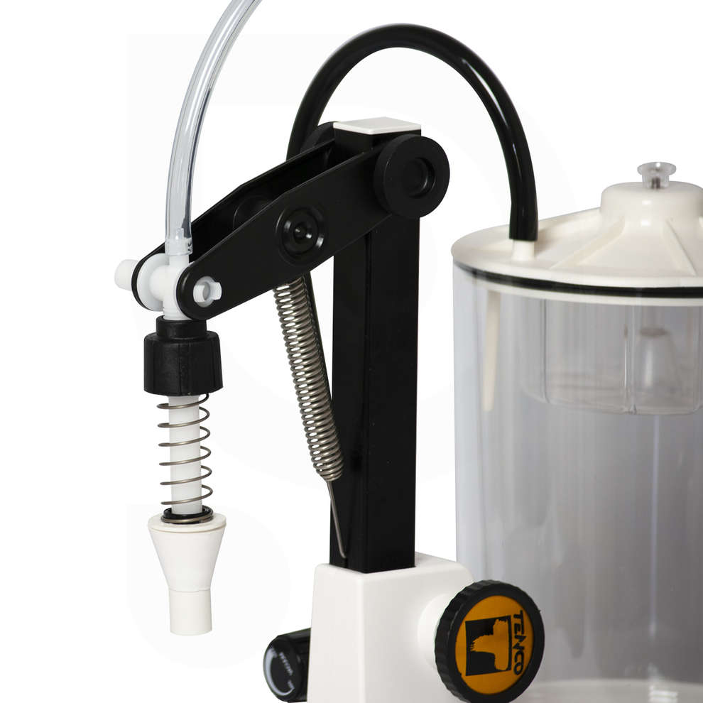 Enolmatic filling machine with spout for beer