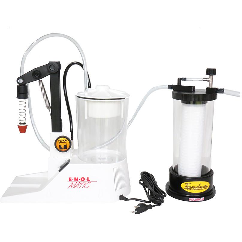 Enolmatic Oil Abfüllermaschine