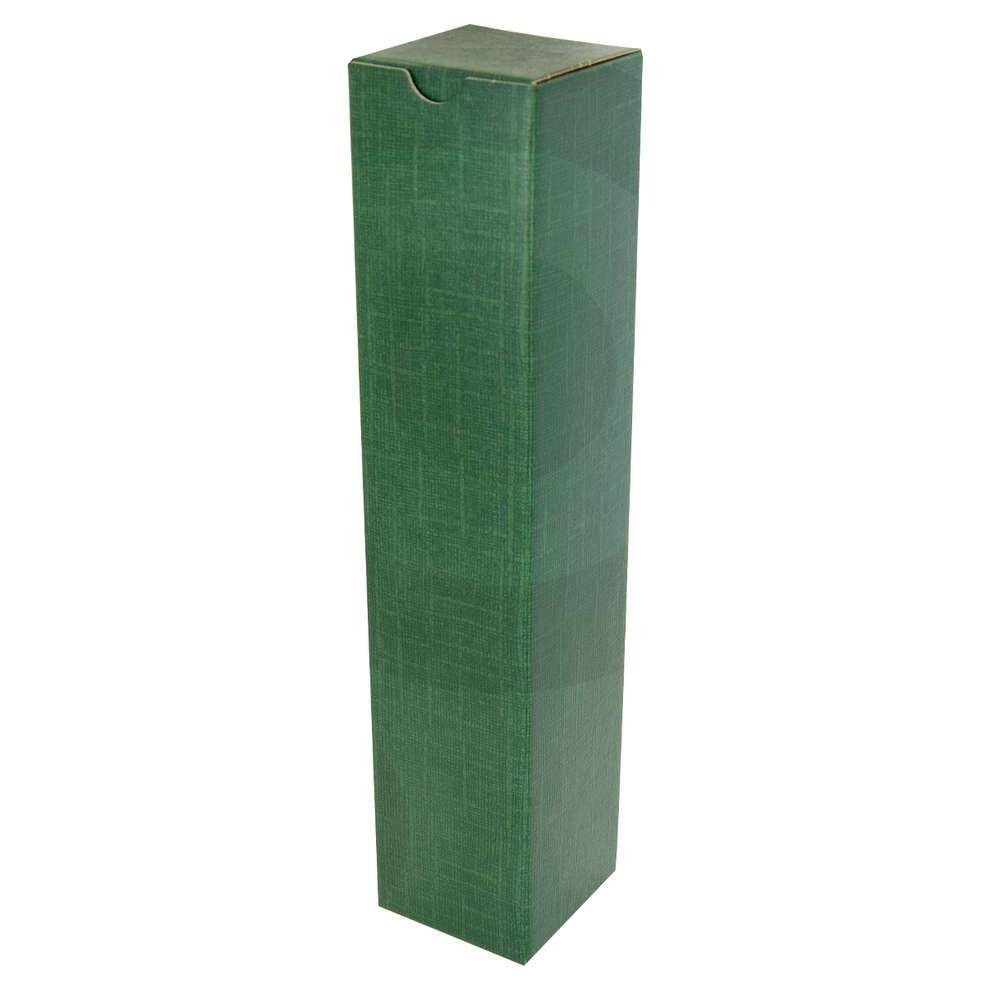 Estuche Petit verde para 1 botella - 320h (10 unid.)