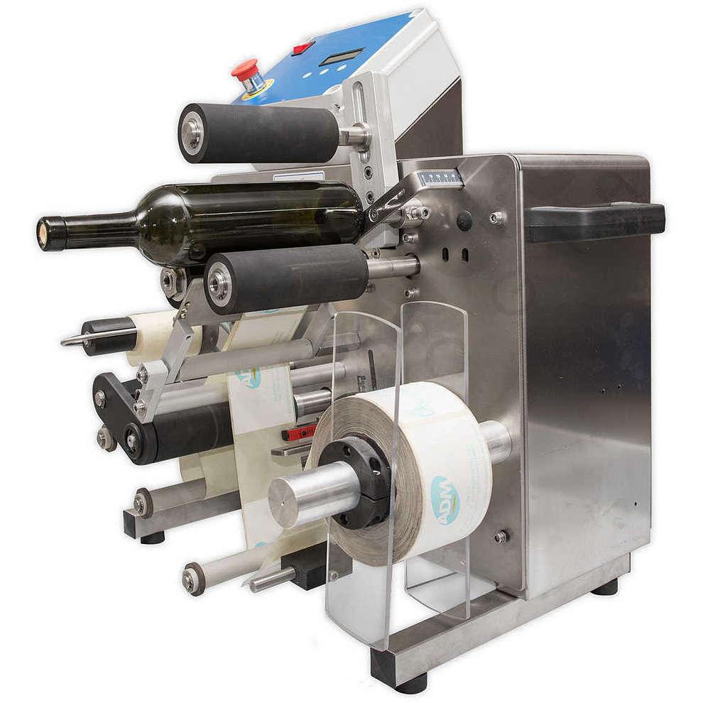 Etichettatrice semiautomatica ETI 10 con marcatore a trasferimento termico