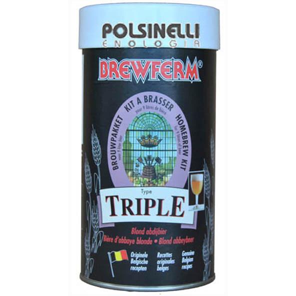 Extrait de malt pour bière Triple (1,5 kg)