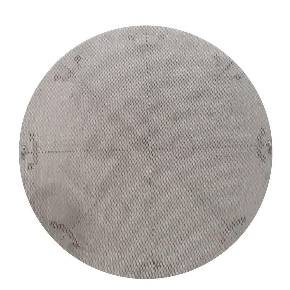 Faux fond filtrant pour drêches inox ⌀ 720