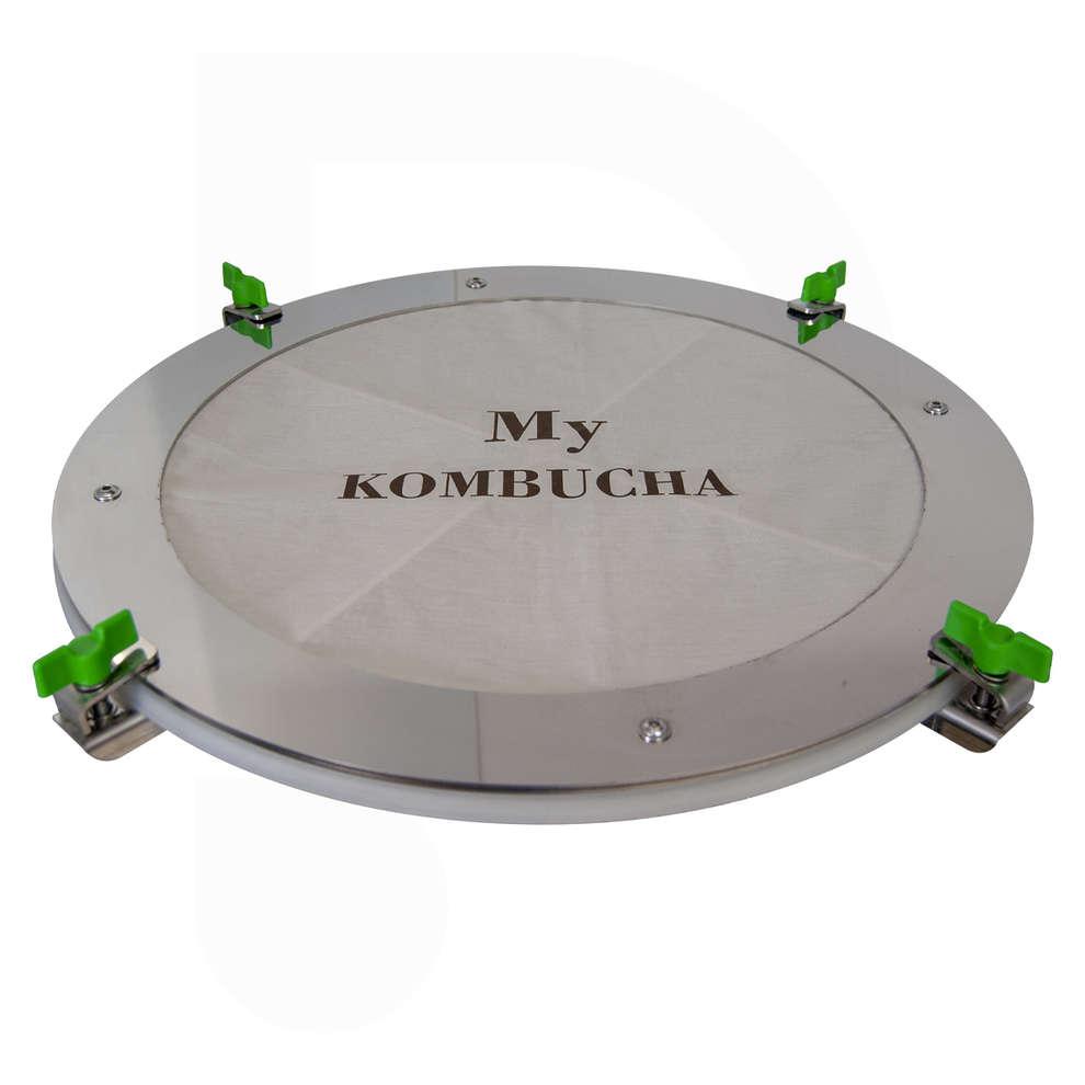 Fermentador inox para Kombucha 100 L