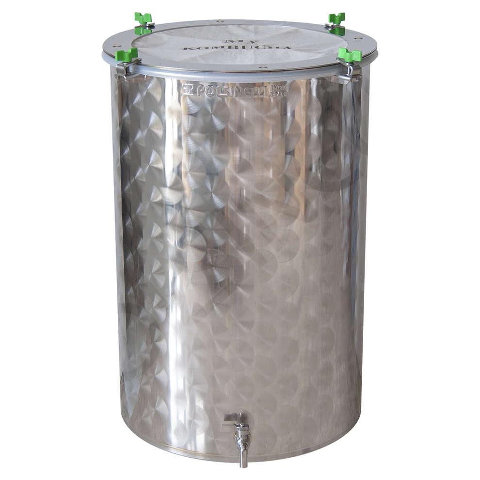 Fermentador inox para Kombucha 200 L