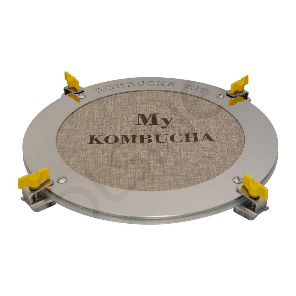 Fermentador inox para Kombucha 50 L
