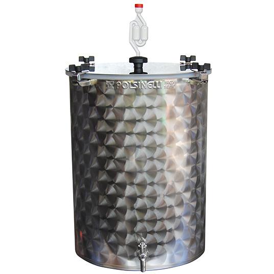 Fermentatore per birra inox 200 L