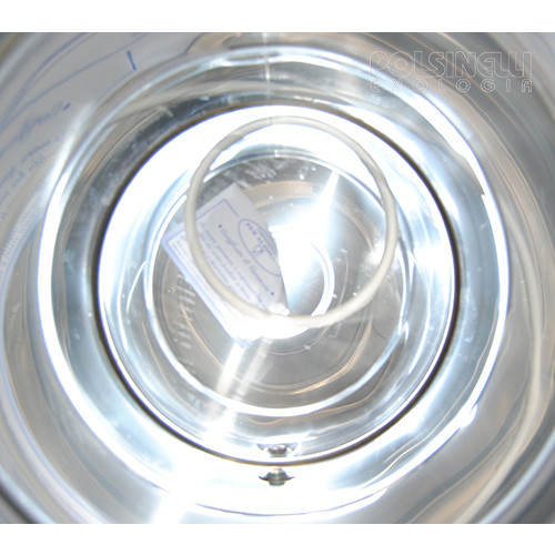 Fermenter 30 L stainless steel barrel