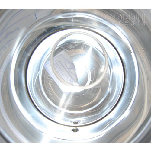 Fermenteur 30 L canon en acier inoxydable
