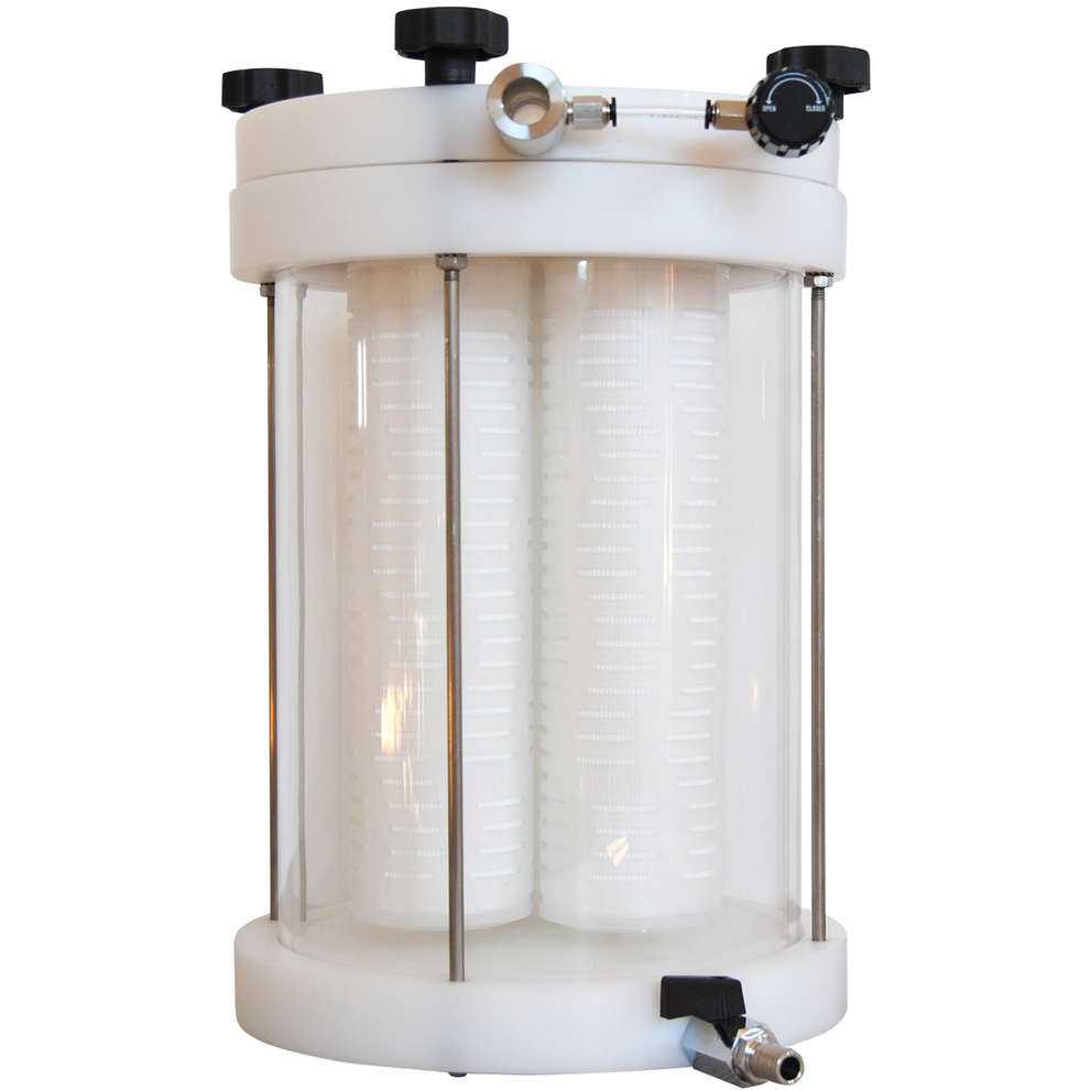 Filter Tandem Professional para Oil