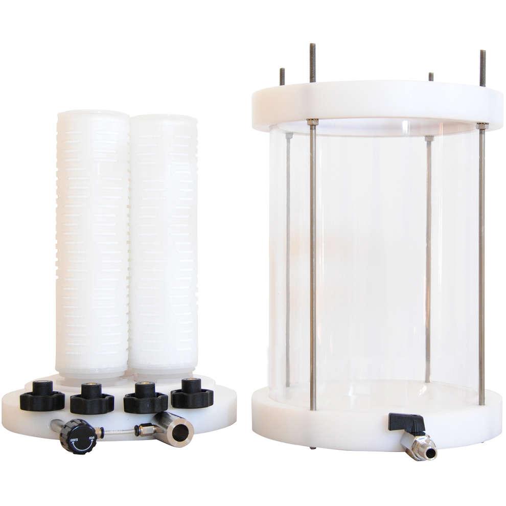 Filter Tandem Professional para Oil