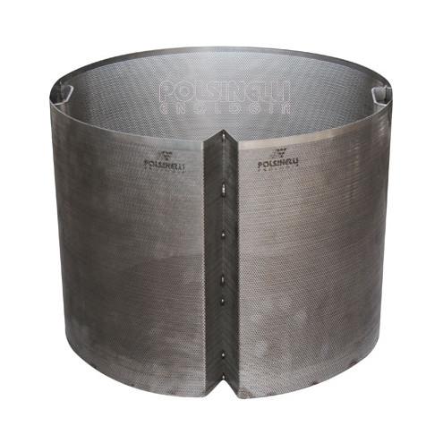 Filtro a cesto para ollas de 100 L