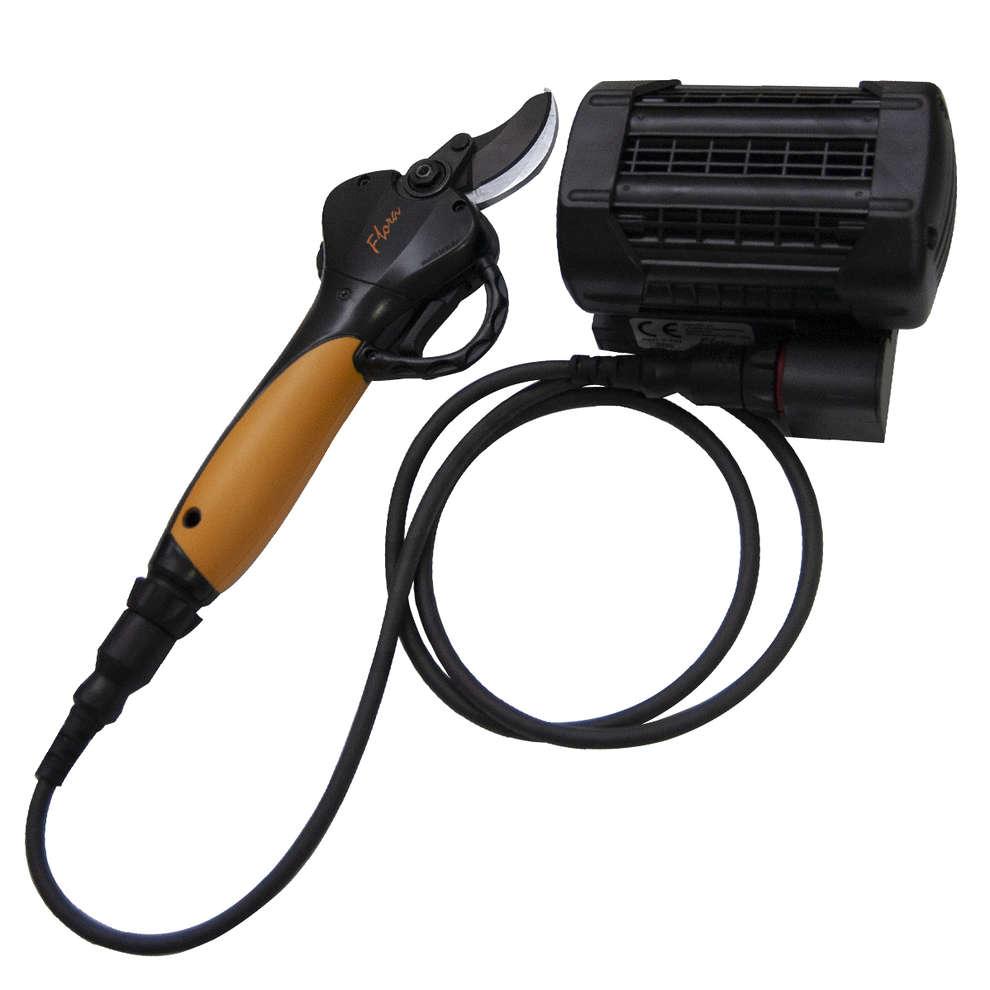 Flora P40 eléctrica de tijera - Batería Agritech