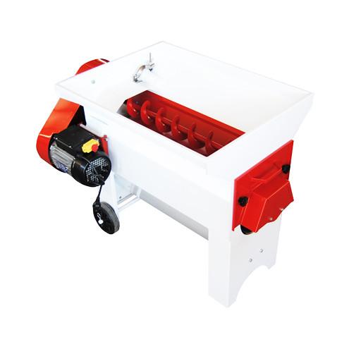Fouloir-égrappoir électrique avec pompe Fibreno 25