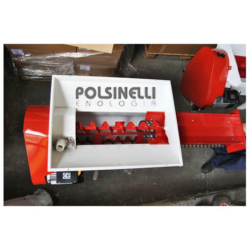 Fouloir-égrappoir électrique Fibreno 25