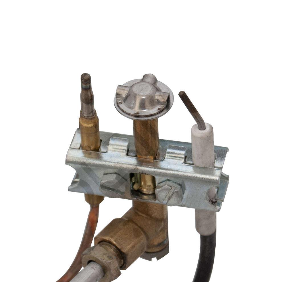 Gas burner CROMO 6.0 kw PSP LPG / CNG