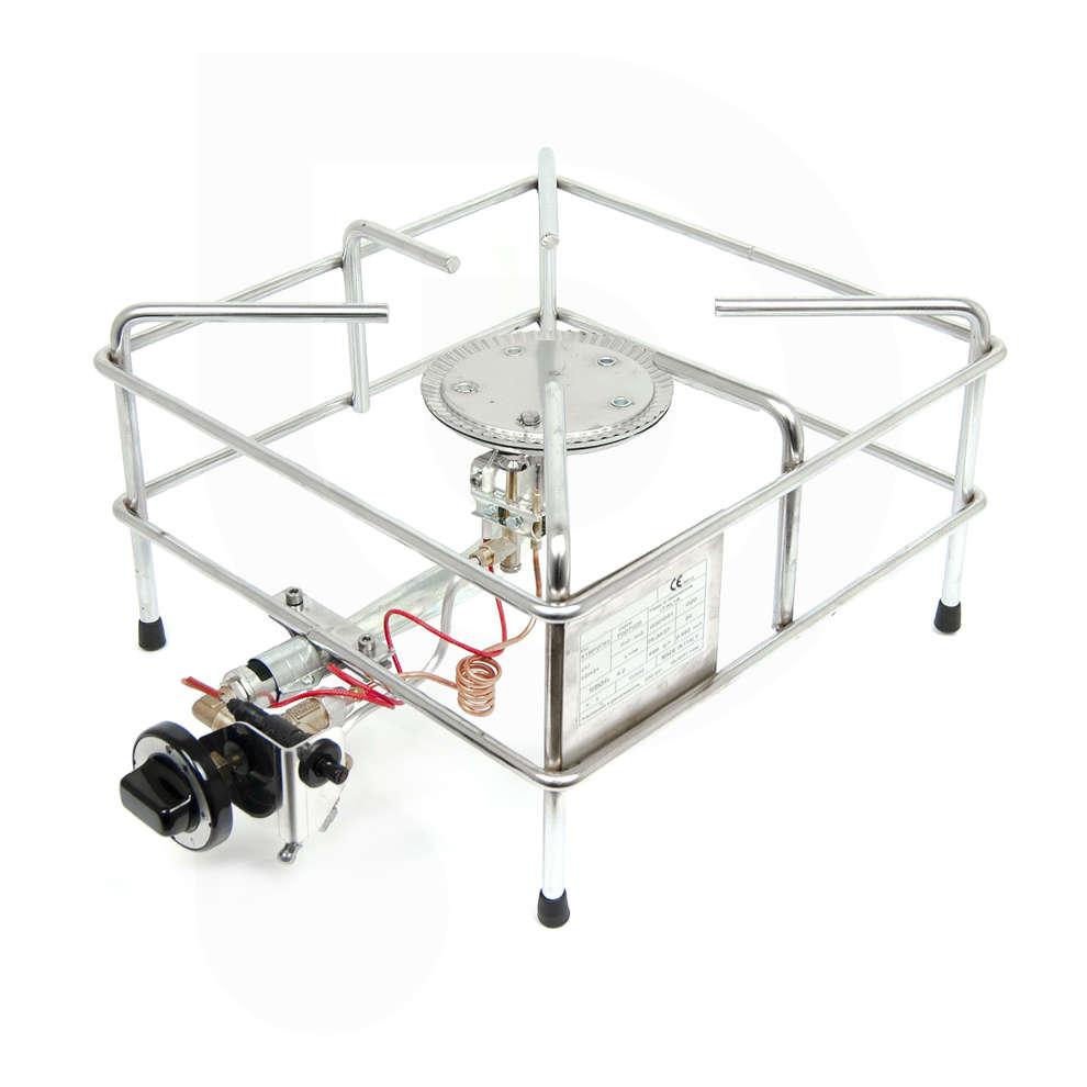 Gas burner CROMO 9.2 kw PSP LPG / CNG