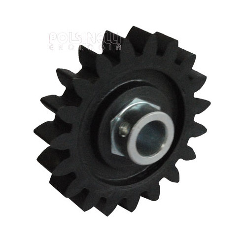 Gear 19 blades, hole diameter 18 mm