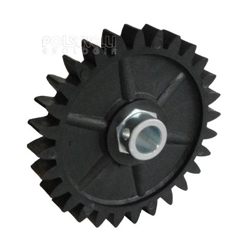 Gear 28 blades, hole diameter 18 mm