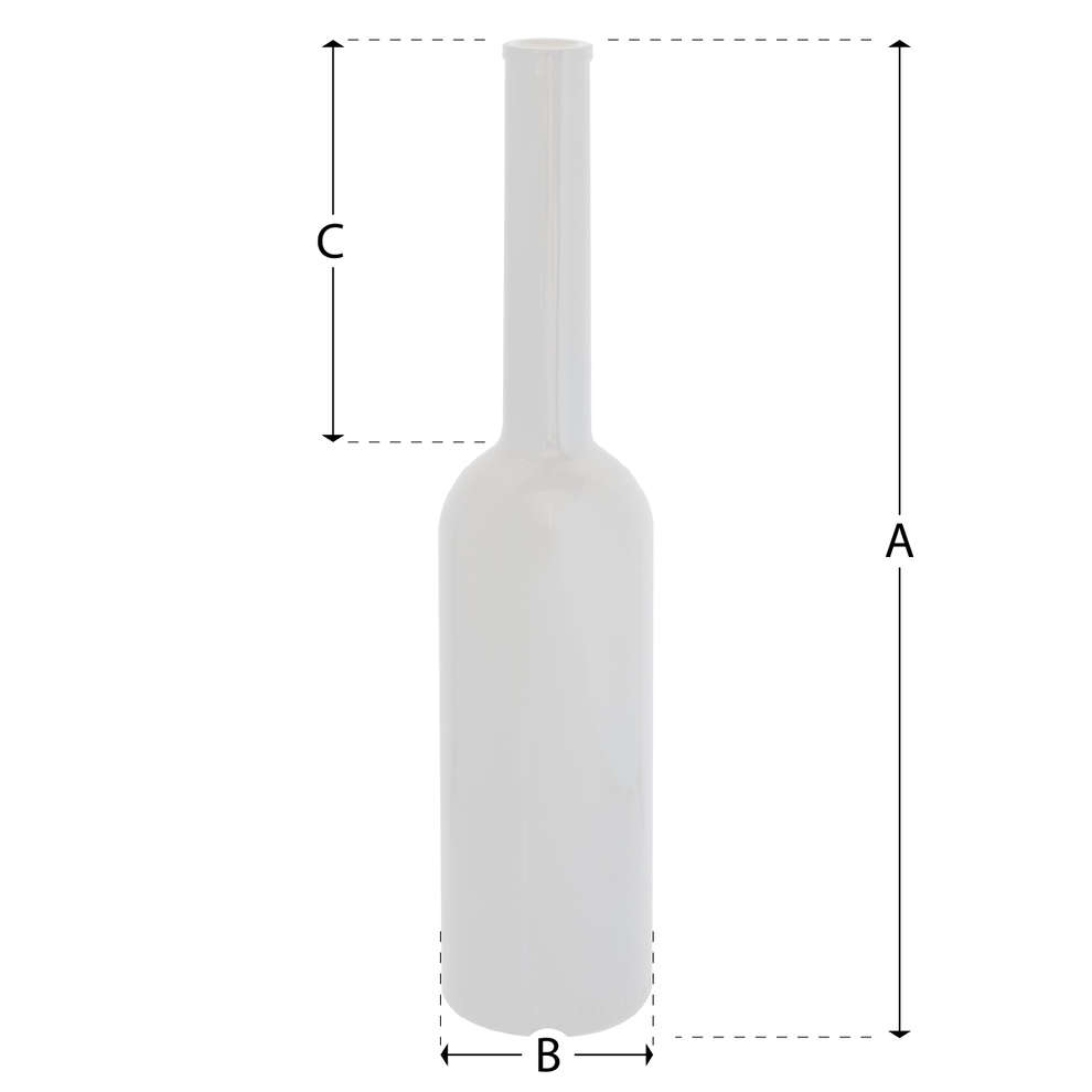 Glass bottle Opera 500 ml (20 pieces)