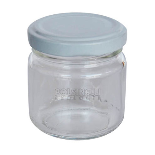 Glass jar 106 ml (28 pieces)