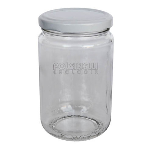 Glass jar 314 ml (24 pieces)