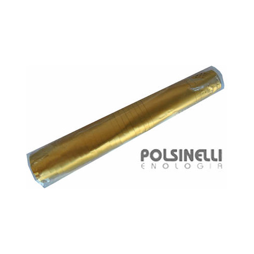 Golden polylaminate capsule (25 pcs)