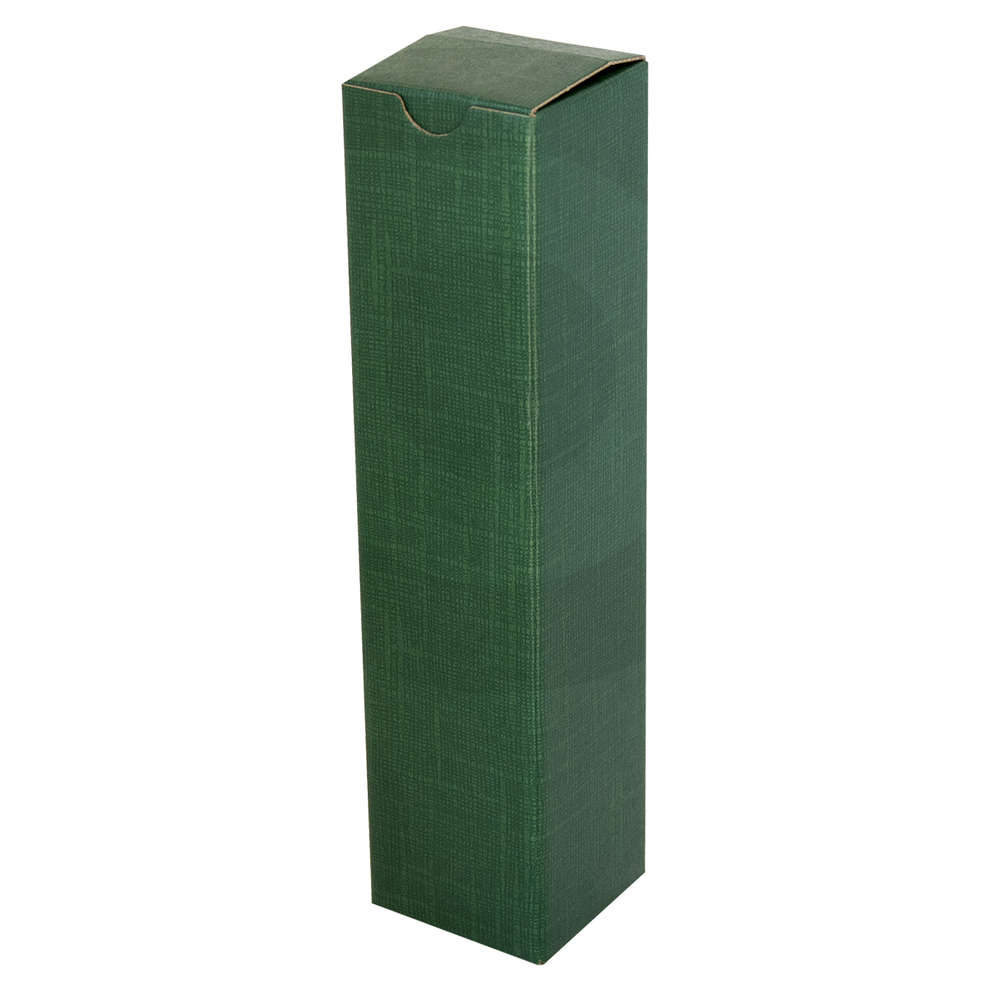 Green carry wine box Petit for 1 bottle - 240h (10 pieces)