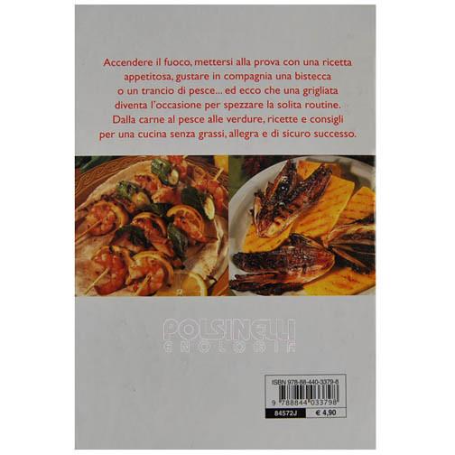 Grigliate: carne, pesce e verdure