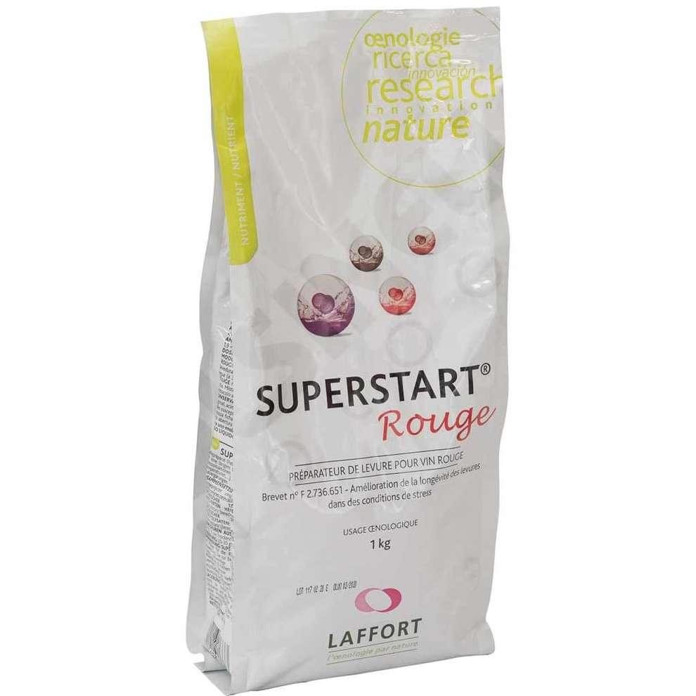 Hefenährstoff mit besonders SUPERSTART ROUGE (1 kg)