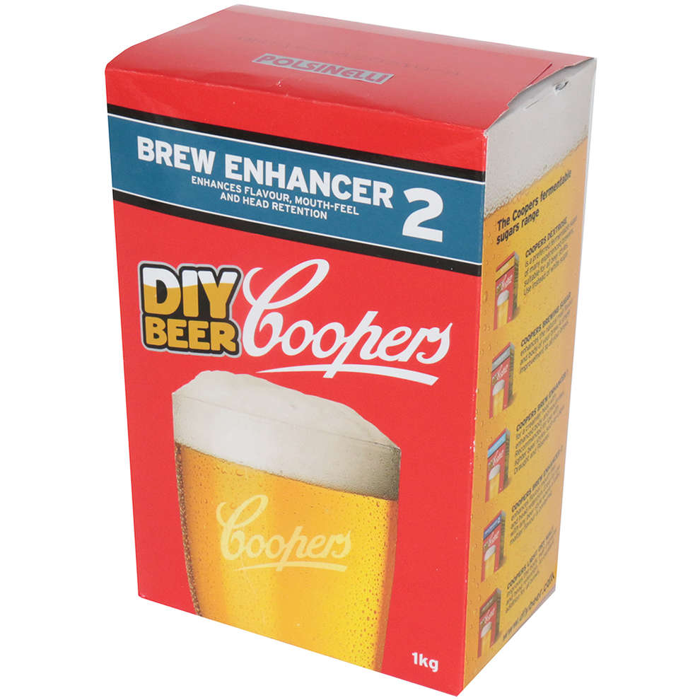 Intensificador de cerveza Brew Reforzador 2 (1 kg)
