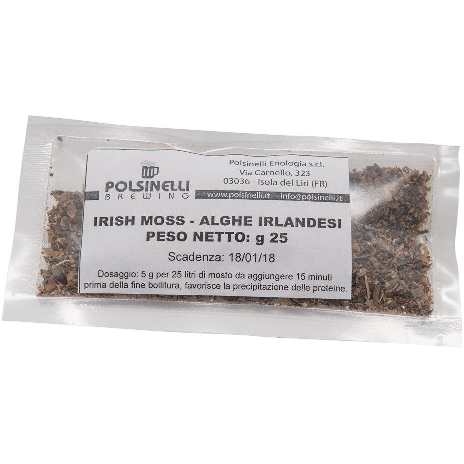 Irish Moss Algen 25 gr