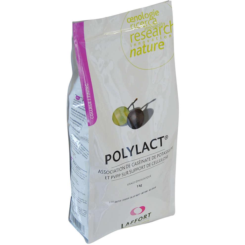 Kaliumkaseinat auf einem - Polylact