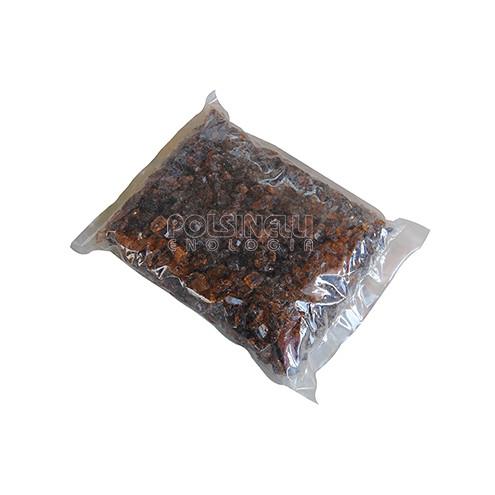 Kandierte braunen Zuckerkristalle (1 kg)