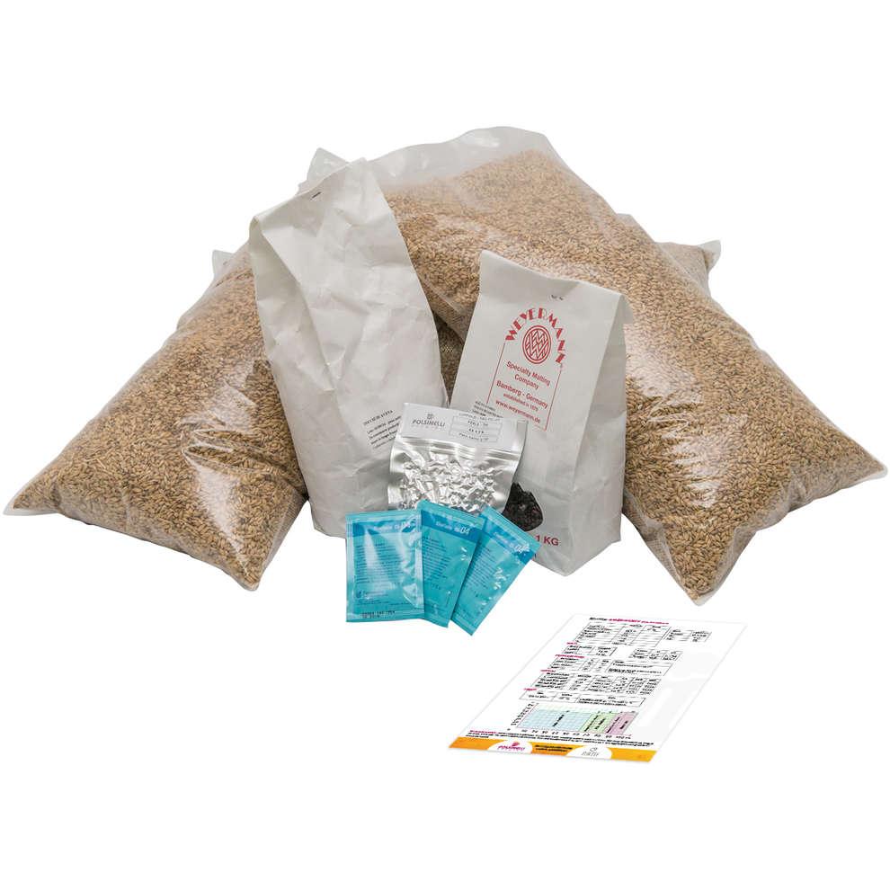 Kit all grain Neravena pour 50 lt – Oatmeal Stout