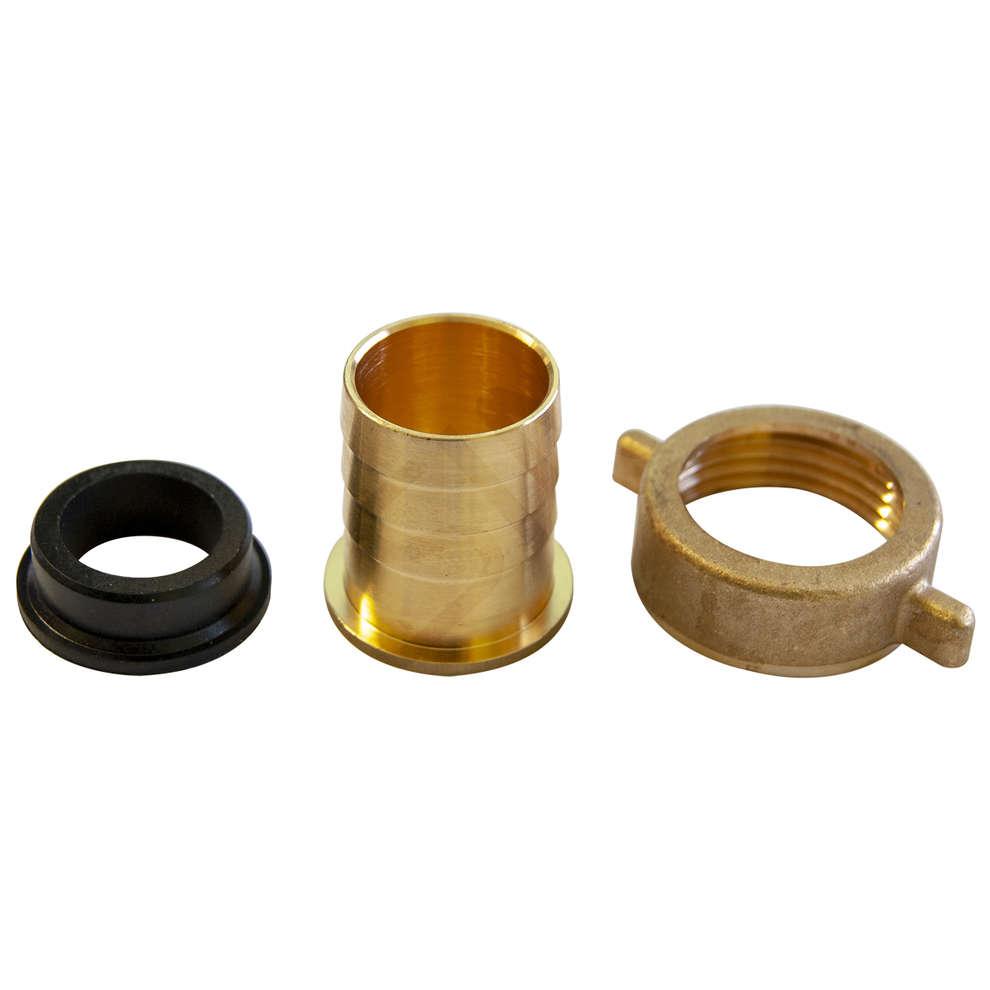 Kit conector de manguera recto y giratorio BE-M 25