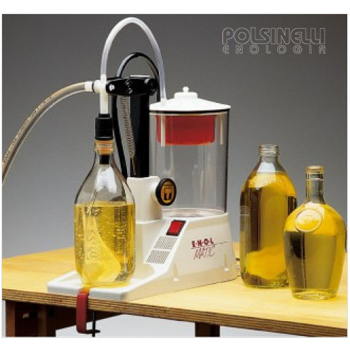 Kit Enolmatic para trasvase aceite
