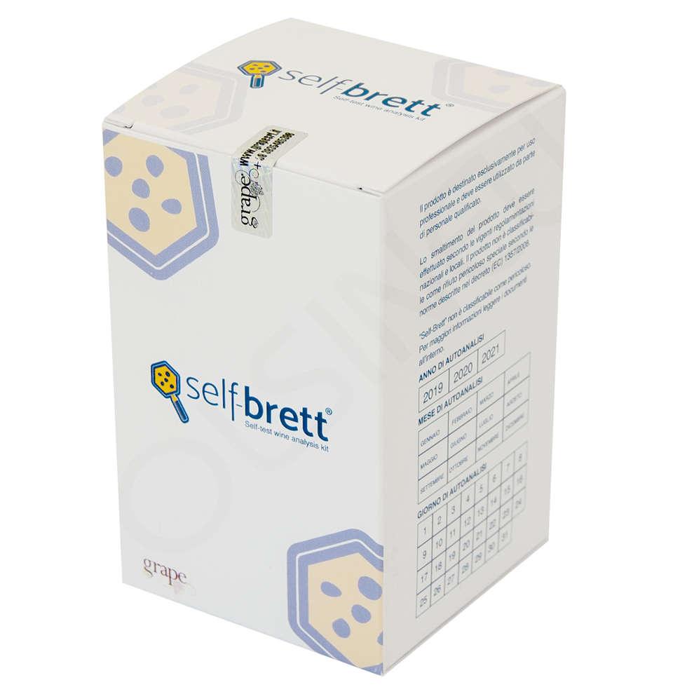 KIT ENOLOGICO SELF-BRETT® (Pz 4)