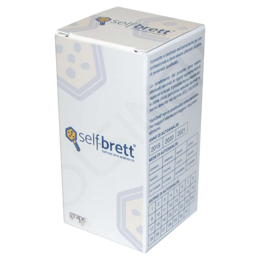 KIT ENOLOGICO SELF-BRETT®