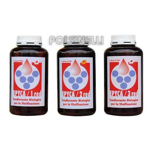 Kit Epyca red 1 + 2 + 3