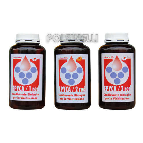 Kit Epyca rot 1 + 2 + 3