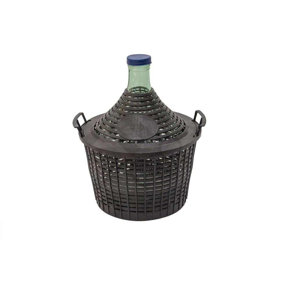 Korbflasche 10 L