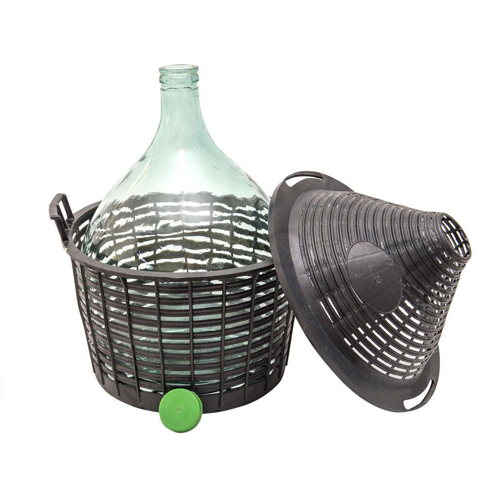 Korbflasche 20 L