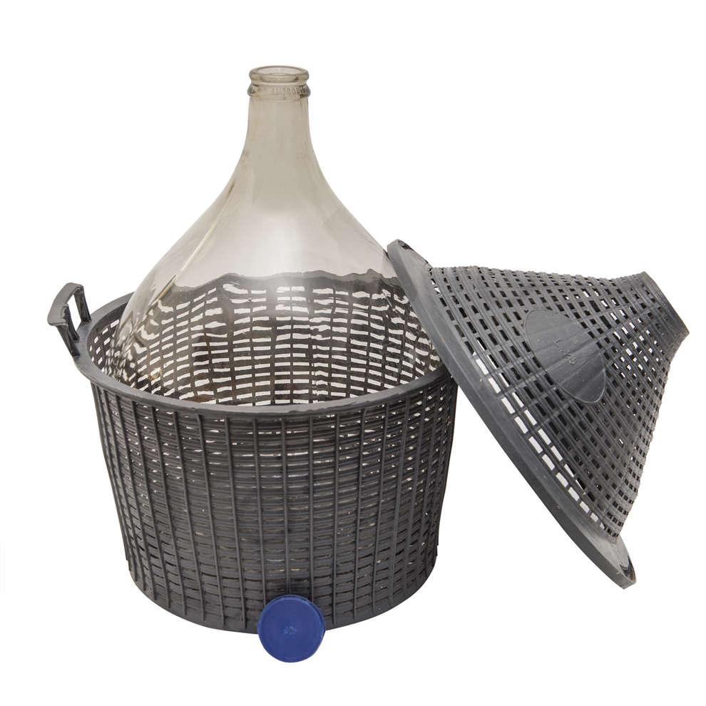 Korbflasche 25 L