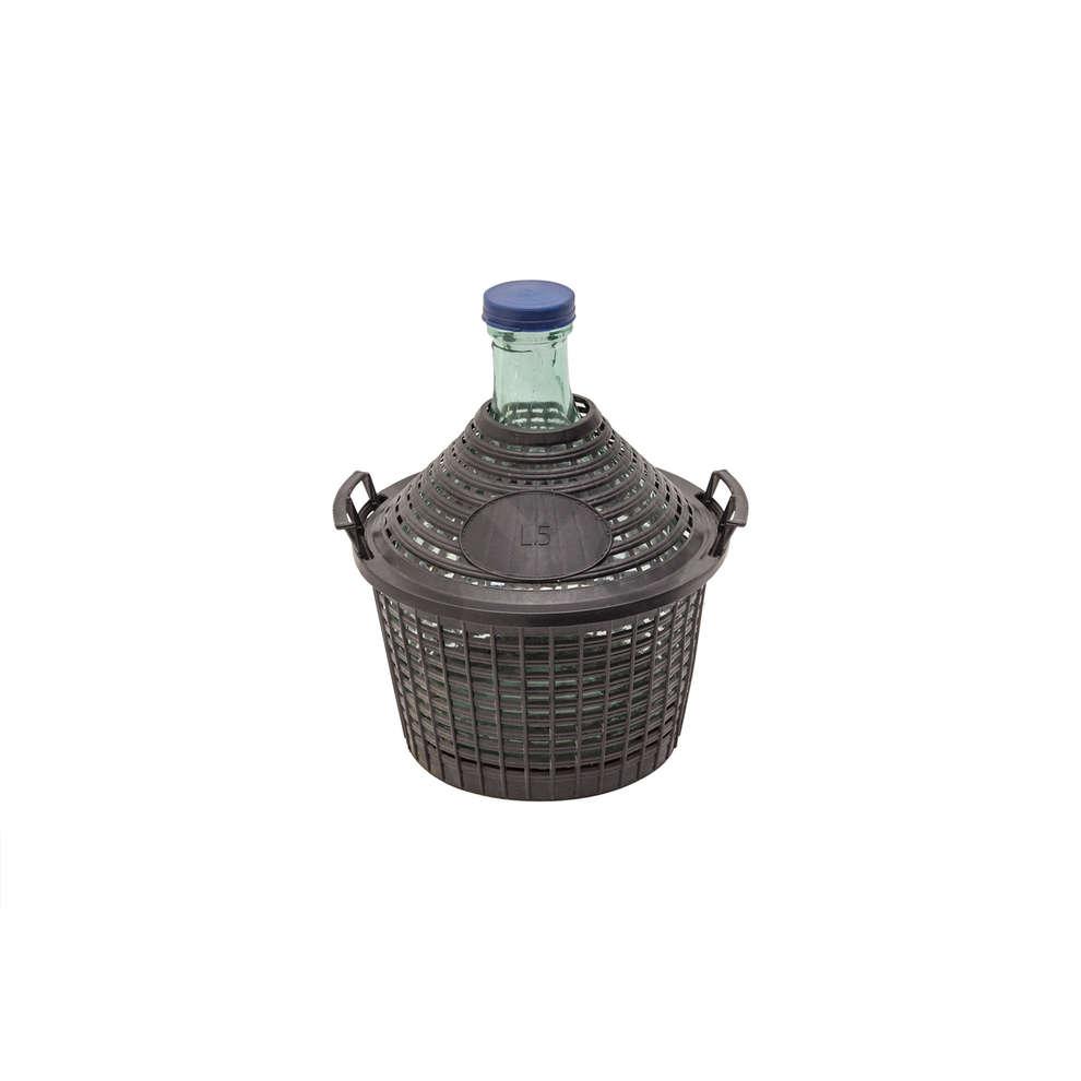 Korbflasche 5 L