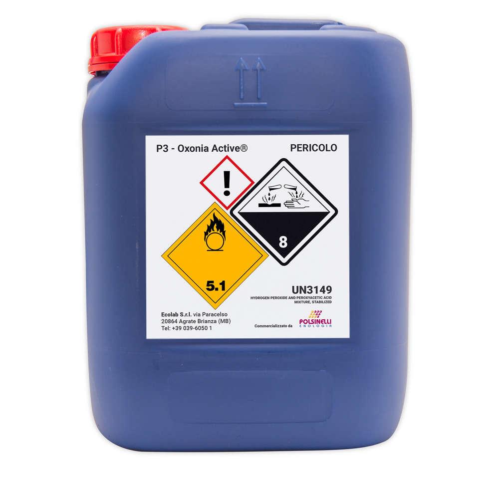 L'acide peracétique (5 kg)
