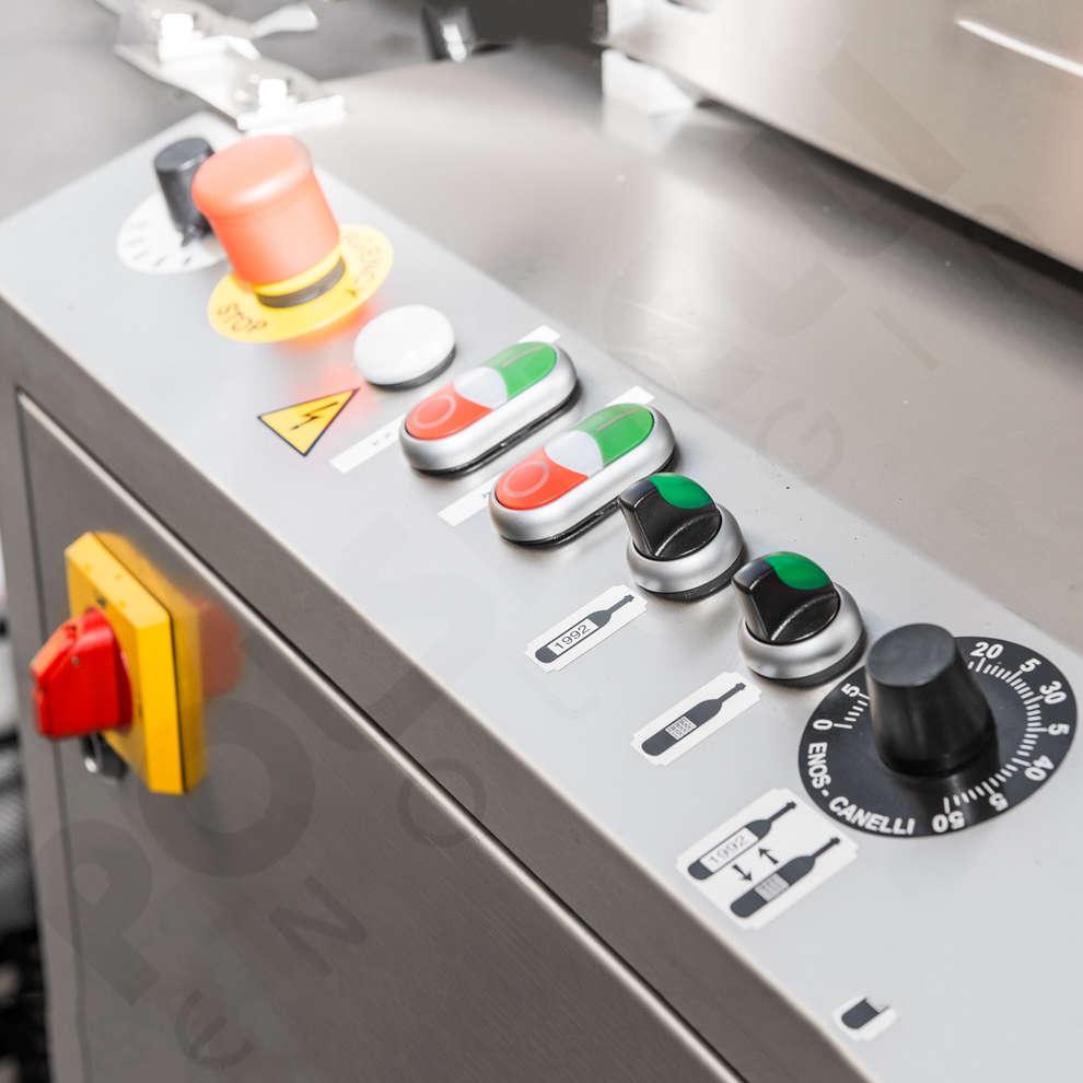 labelling machine Eti Pro PVC